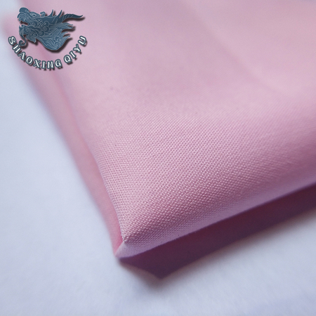 65% Cotton 35% Polyester cotton polyester stretched T400 yarn poplin fabric for shirt
