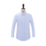 Easy care non-ironing stripes men's dress shirt