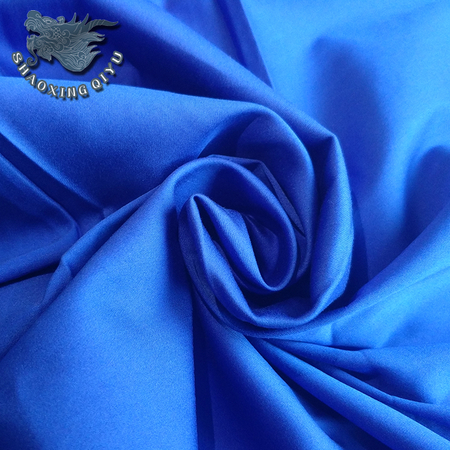 72%C 26%N 2%SP cotton nylon spandex stretch satin fabric